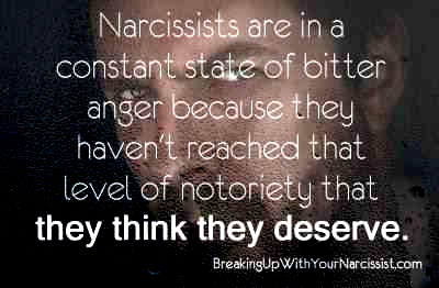 Dealing with narcissistic rage