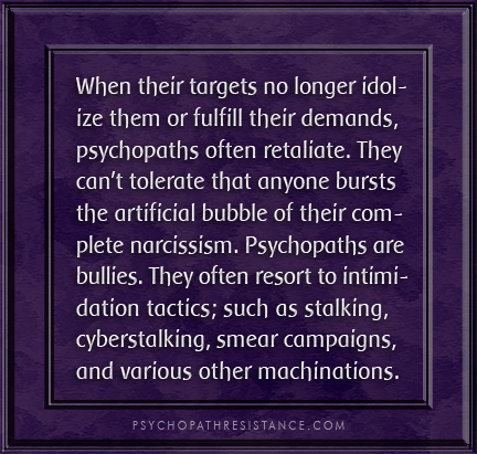 Narcissists target empaths