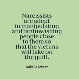 narcissistic abuse guilt