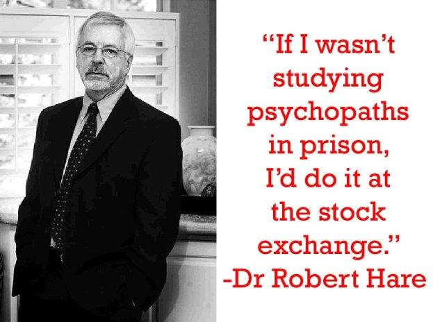 Dr Robert Hare