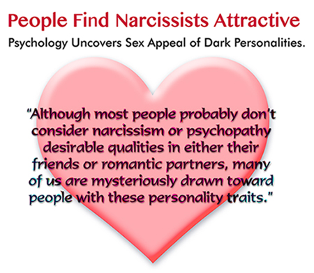 Attractive Narcissists