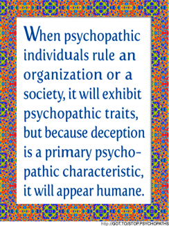 PsychopathRule