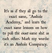 Asshole Academy