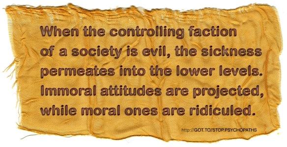 Evil Control