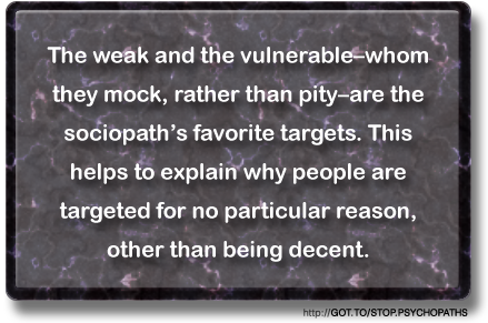 thorough look psychological disorder sociopathy links made The adult version of that behavior is antisocial personality disorder, which i think trump meets the reason that people are reluctant to make a single diagnosis, including me, is because the.