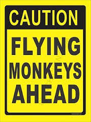 cautionflyingmonkeys