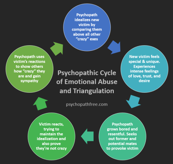 Psychopathic Cycle