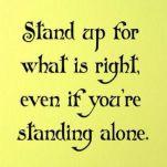 standup